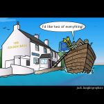 Cartoon for the Lancaster Guardian newspaper